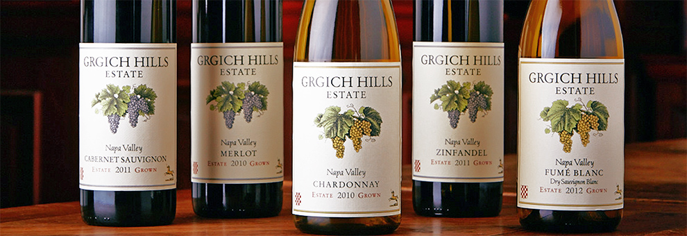 Grgich Hills Estates