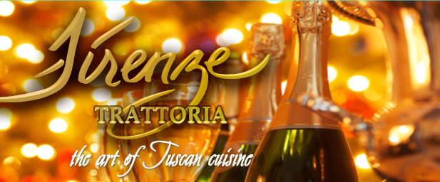 Join Firenze for New Year's Eve 2013