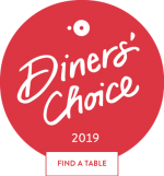 Diners' Choice Award 2019 – Firenze Trattoria