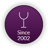 Wine Spectator Award of Excellence Since 2002 Link to Wine Spectator Website